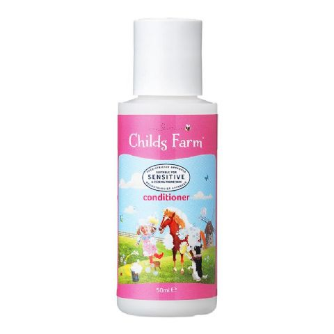 Childs Farm Travel Size Strawberry And Mint Conditioner